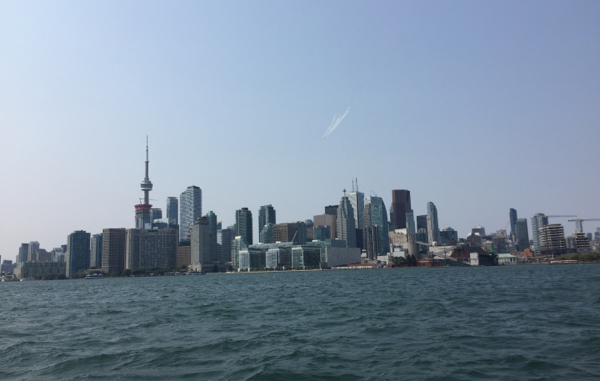Toronto from Kajama